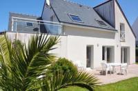 Gîte Bretagne Gîte Belle villa 3 étoiles avec terrasse ensoleillée et protégée à TREGASTEL - Ref 63