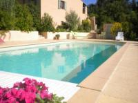 Gîte Bouches du Rhône Gîte Villa with 4 bedrooms in Trets with wonderful mountain view private pool furnished garden 32 km from the beach