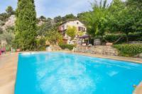 Gîte Vaucluse Gîte Vaison-la-Romaine Villa Sleeps 12 Pool Air Con WiFi