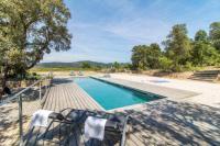 Gîte Var Gîte Valauris Villa Sleeps 8 Pool Air Con WiFi