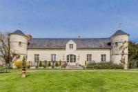 Gîte Maine et Loire Gîte Varennes-sur-Loire Villa Sleeps 6 Pool WiFi