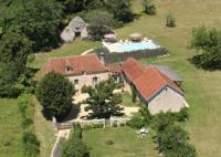 Gîte Aquitaine Gîte Vaure Villa Sleeps 8 Pool WiFi