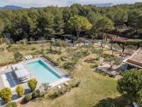 gite Marseille 13e Arrondissement jolie villa avec grande piscine à 5min d'Aix en Provence