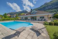 Gîte Rhône Alpes Gîte SavoieLac - Villa Marianne