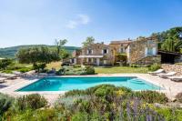 Gîte Vaucluse Gîte Viens Villa Sleeps 12 Pool WiFi