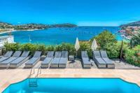 Gîte PACA Gîte Villefranche-sur-Mer Villa Sleeps 12 Pool Air Con