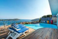 Gîte PACA Gîte Villefranche-sur-Mer Villa Sleeps 8 with Pool Air Con and WiFi
