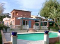 Gîte PACA Gîte Villa with 4 bedrooms in VilleneuveLoubet with private pool enclosed garden and WiFi