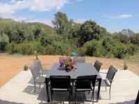 Gîte Corse Gîte Belle villa individuelle avec vue montagne à 1,5km de la plage