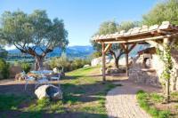 Gîte Corse Gîte Superbe bergerie en pierre vue mer et montagne sur les hauteurs de St Lucie de Porto-Vecchio