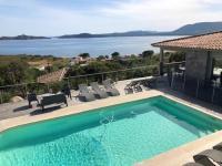 Gîte Corse Gîte Villa with 5 bedrooms in SainteLucie de PortoVecchio Zonza with private pool enclosed garden and WiFi 150 m from the beach