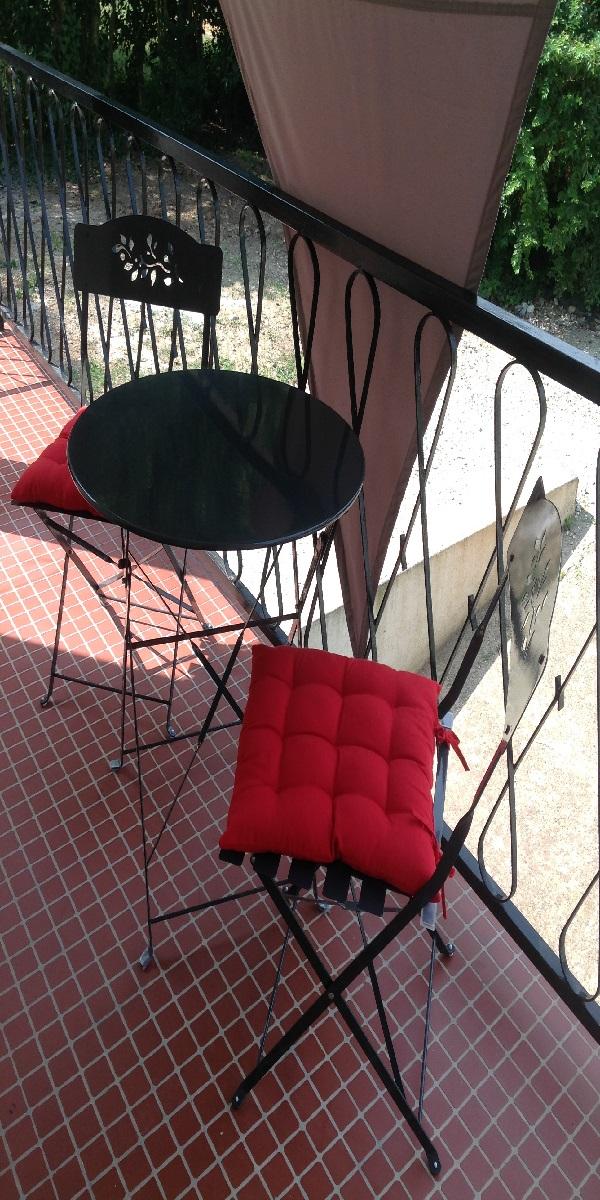 Apparthotel Jean Douce-terrasse