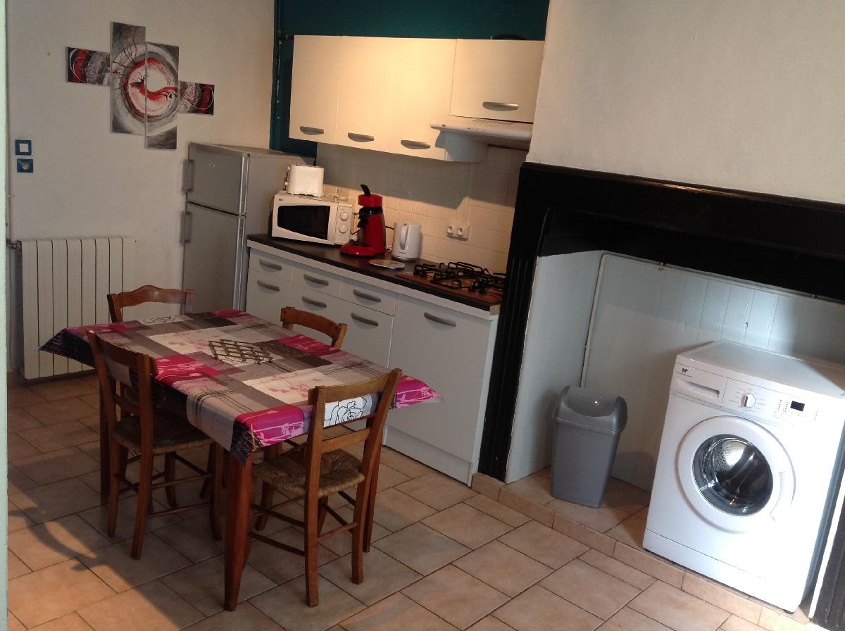 Apparthotel Porte des Landes-Chambre-1