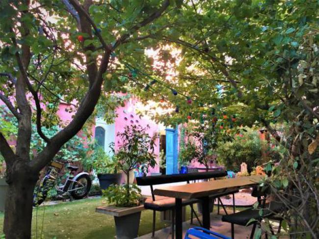 BnB Vieux Port Panier Jardin-BnB-Vieux-Port-Panier-Jardin