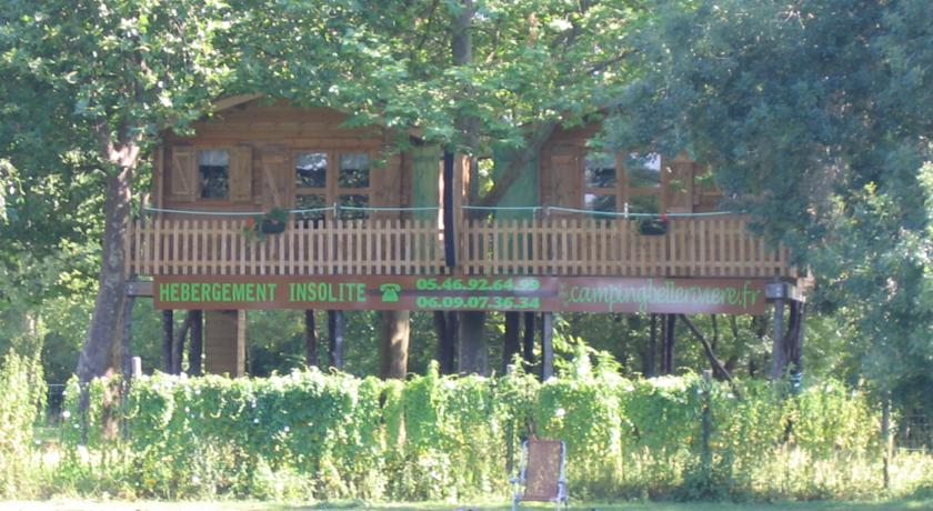 Camping Belle Rivière-Chalets-Camping-Belle-Riviere