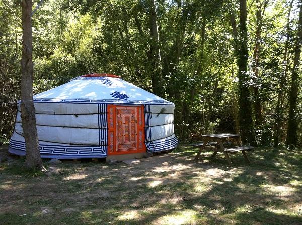 Camping Des Randonneurs-yourte