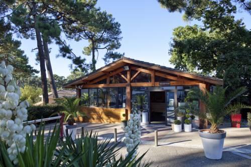 Camping Club D'Arcachon-Camping-Club-Arcachon