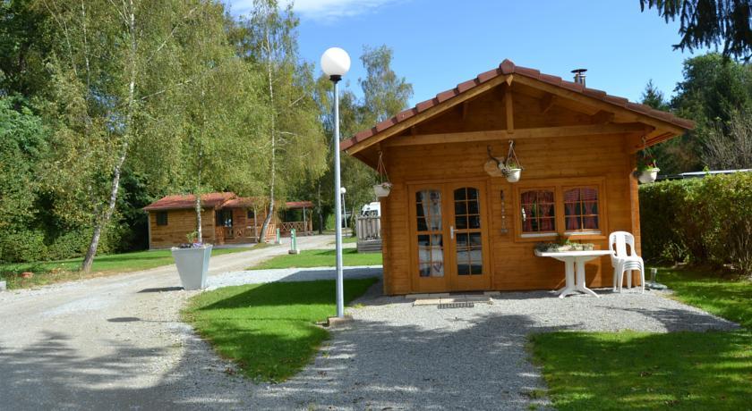 Camping Du Lac De La Seigneurie-Camping-du-Lac-de-la-Seigneurie
