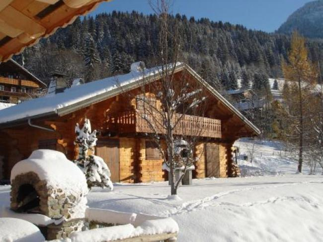 Spacious Chalet in Chatel France with Sauna-Chalet-Alban