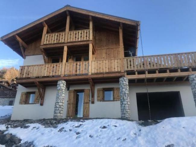 Spacious Chalet in Vallandry with Terrace-Le-Placement