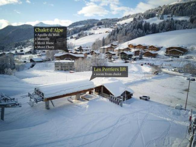 Mont Chery Lodge and Spa - Chalets1066-Mont-Chery-Lodge-and-Spa--Chalets1066