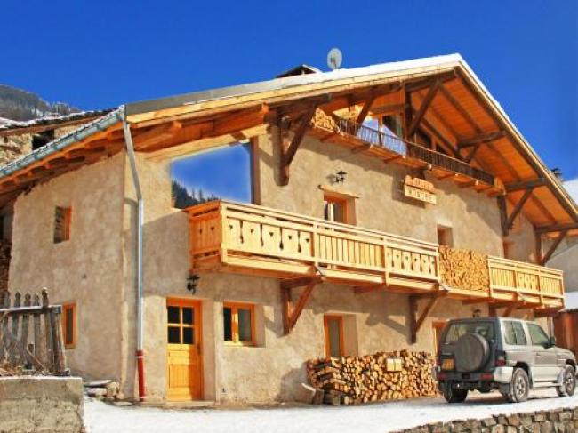 Welcoming Chalet in Peisey-Nancroix with Sauna-Chalet-Honore