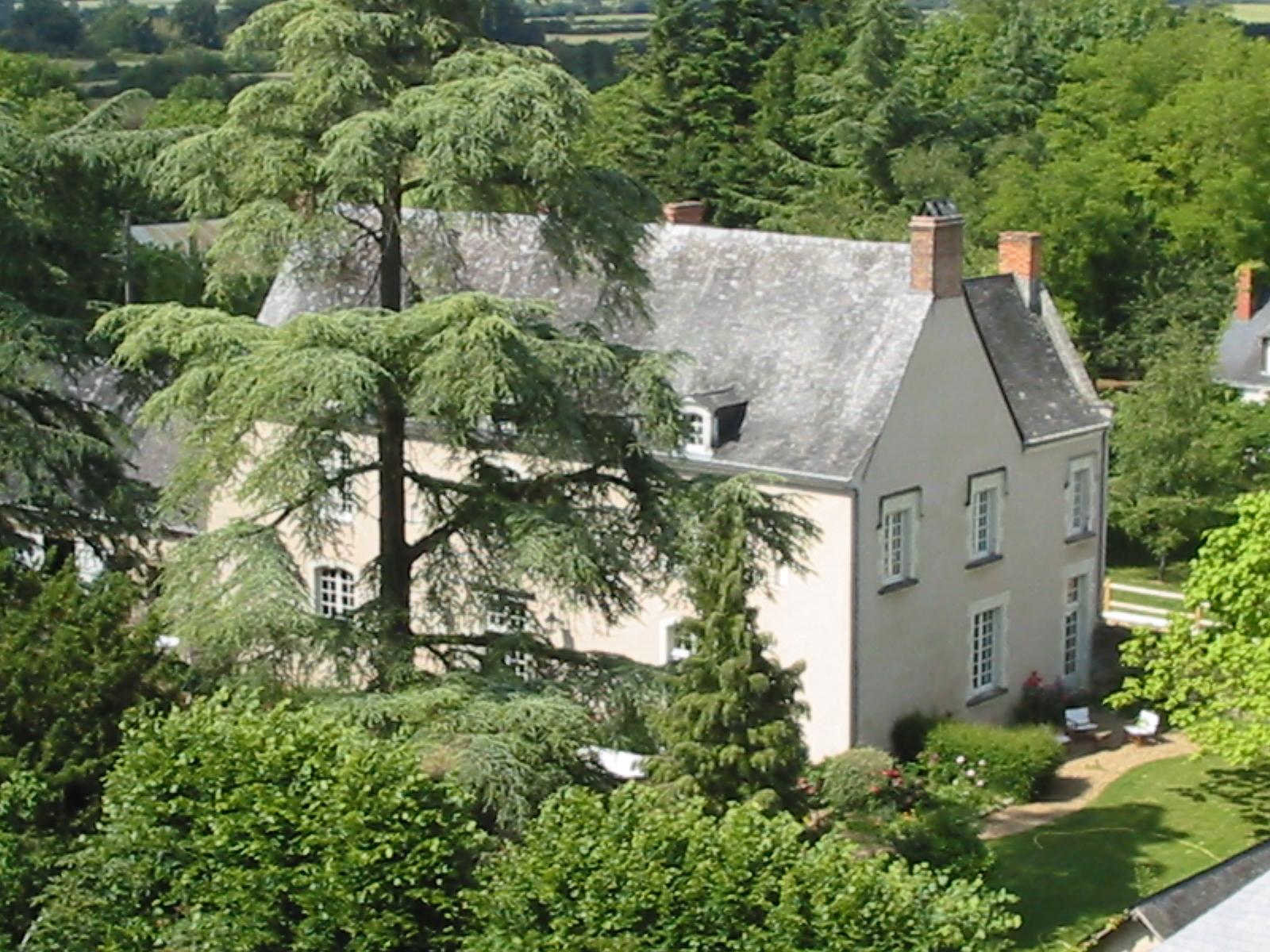 CHAMBRES D'HÔTES ET GITE DE LA RUCHELIÈRE-la-maison-du-17-ieme-siecle