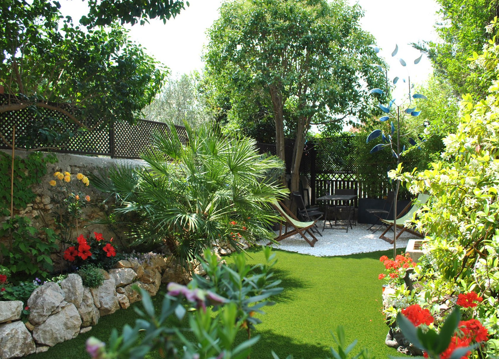 Le petit jardin marseille 7e arrondissement for Le petit jardin