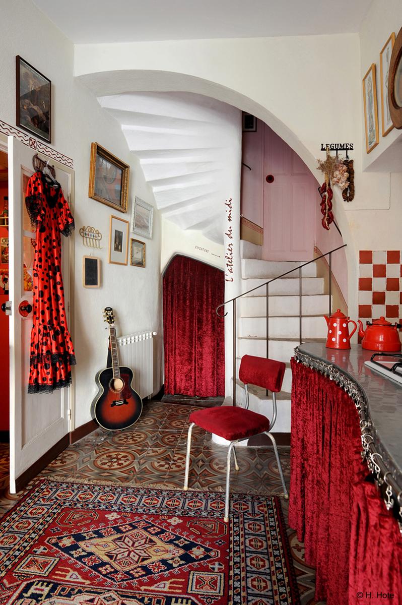 atelier du midi arles avis sur la chambre d 39 h tes carte. Black Bedroom Furniture Sets. Home Design Ideas