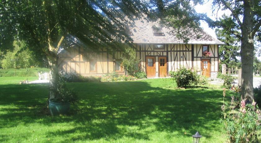 Chambres d'hôtes La Ferme Saint Nicolas-Chambres-d-hotes-La-Ferme-Saint-Nicolas