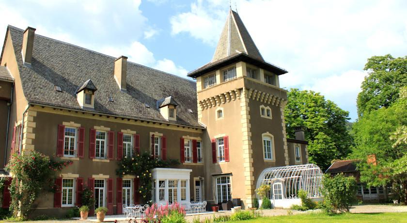 Chambres d'Hôtes Château de Viviez-Chambres-d-Hotes-Chateau-de-Viviez