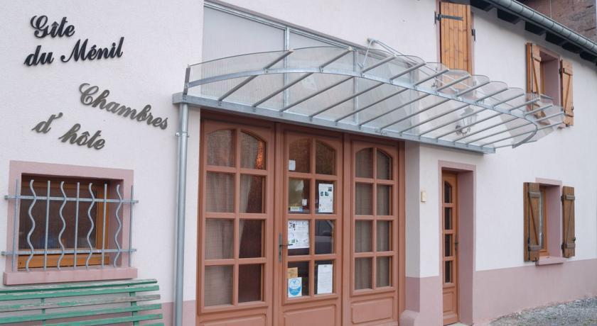Gîtes et Chambres d'Hôtes du Ménil-Gites-et-Chambres-d-Hotes-du-Menil