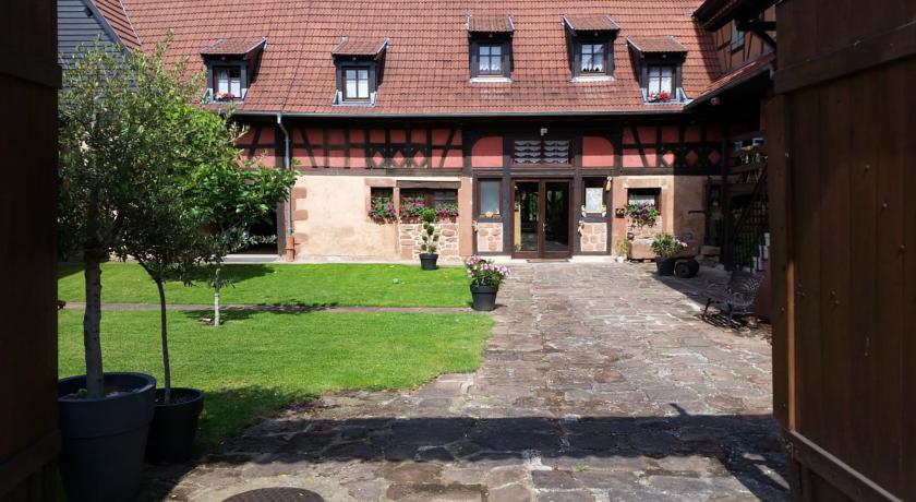 Chambres d'hôtes au Freidbarry-Chambres-d-hotes-au-Freidbarry