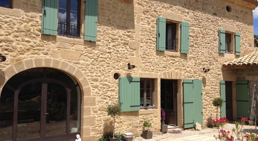 Maison d'Hôtes Le Mas de Lila-Maison-d-Hotes-Le-Mas-de-Lila