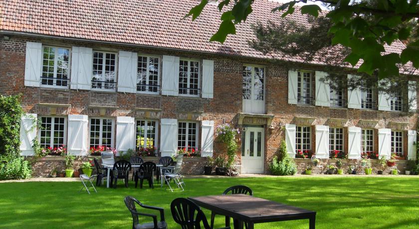 Chambres d'hôtes Manoir du Buquet-Chambres-d-hotes-Manoir-du-Buquet