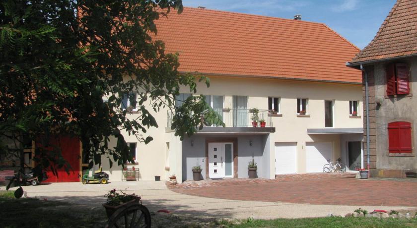 A L'Ancienne Grange - Chambres d'hôtes-A-L-Ancienne-Grange-Chambres-d-hotes