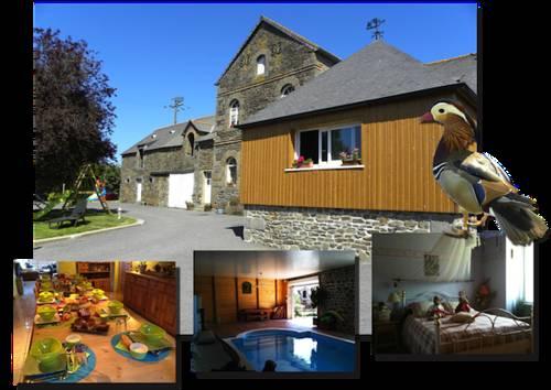 Chambres d'hôtes à la Ferme de la Rochelle-Chambres-d-hotes-a-la-Ferme-de-la-Rochelle