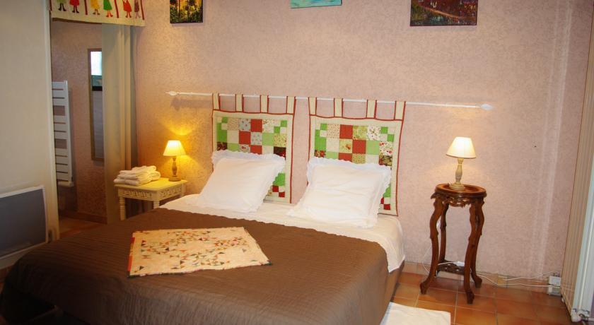 Chambres d'hôtes La Téoulère-Chambres-d-hotes-La-Teoulere