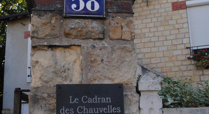 Chambre d'hôtes Le Cadran des Chauvelles-Chambre-d-hotes-Le-Cadran-des-Chauvelles