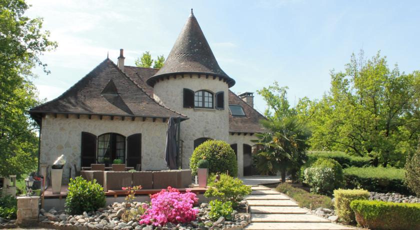 Chambres d'Hôtes Le Bois Trinquille-Chambres-d-Hotes-Le-Bois-Trinquille