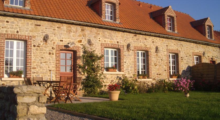 Chambres d'hôtes de la Ronville-Chambres-d-hotes-de-la-Ronville