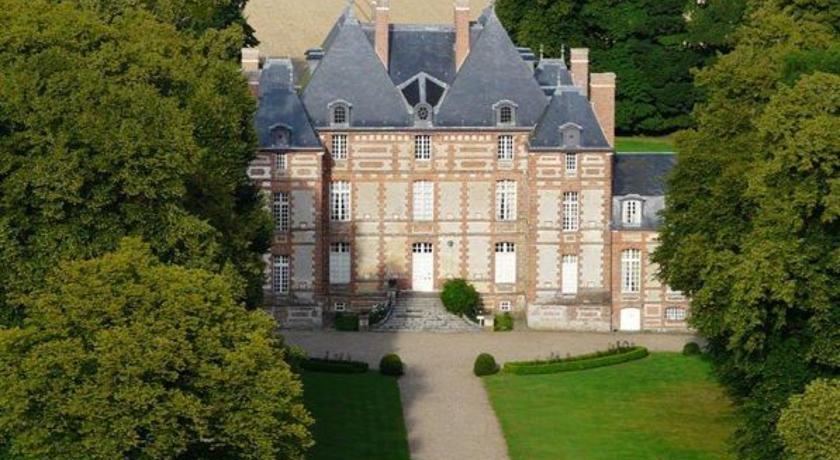 Château de Fleury la Fôret-Chateau-de-Fleury-la-Foret