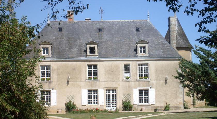 Château de Boiscoursier-Chateau-de-Boiscoursier