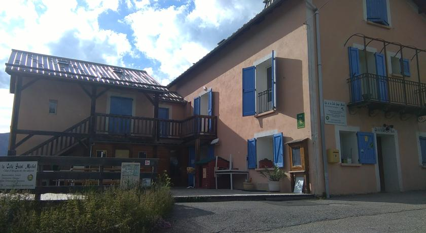 Gite d'étape de la Colle St Michel-Gite-d-etape-de-la-Colle-St-Michel
