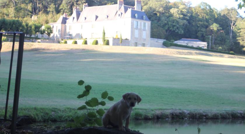 Château d'Hodebert-Chateau-d-Hodebert