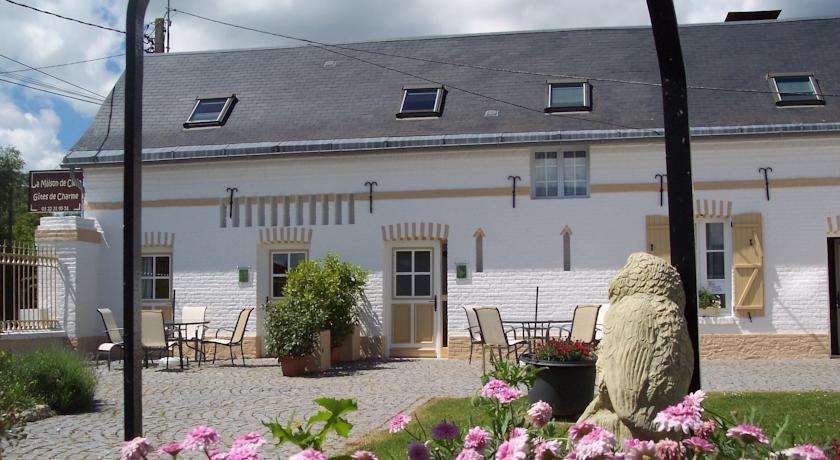 La Maison de Clélie-La-Maison-de-Clelie