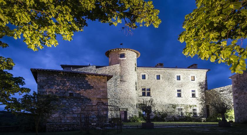 Chateau du Besset-Chateau-du-Besset