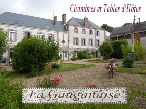 CHAMBRES D'HOTES LA GAUGANAISE-la-gauganaise