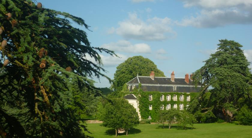 Bed and Breakfast - Château du Vau-Bed-and-Breakfast-Chateau-du-Vau