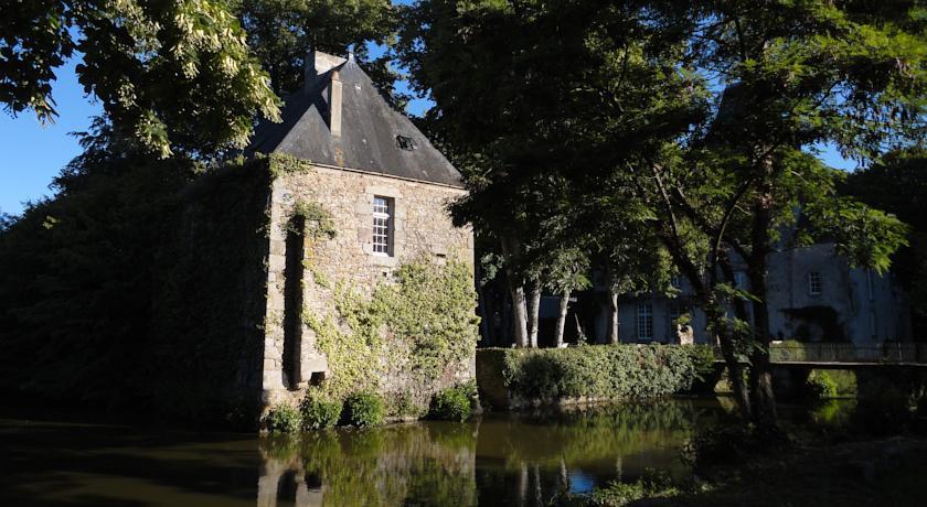 Château de la Cour - Logis St Bômer-Chateau-de-la-Cour-Logis-St-Bomer